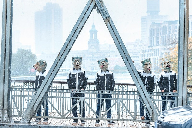 MAN WITH A MISSION、スクエニCMに書き下ろした新曲「Left Alive」全世界デジタル配信