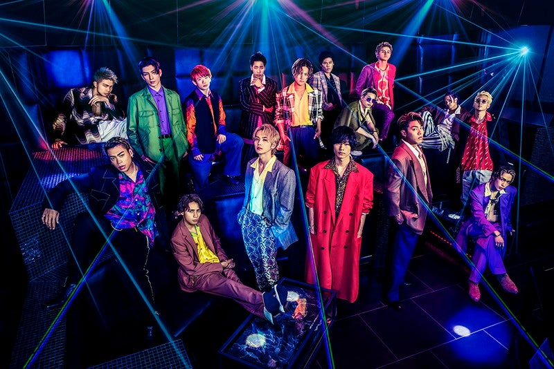 THE RAMPAGE from EXILE TRIBE、【イナズマロック フェス 2019】雷神STAGE出演決定