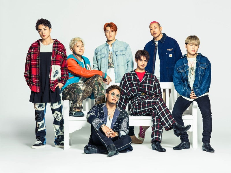 GENERATIONS from EXILE TRIBE、新AL『SHONEN CHRONICLE』リリース決定