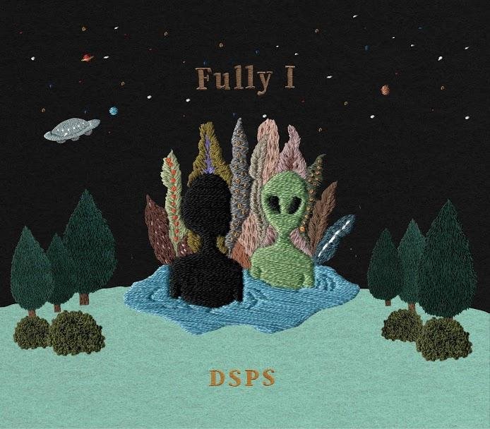 DSPSのミニ・アルバム「Fullly I」(BIG ROMANTIC RECORDS提供)