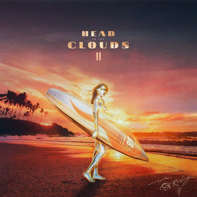 『Head in the Clouds II』88rising(Album Review)