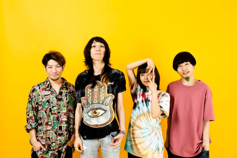 Wienners、配信SG『ANIMALS』リリース&全国ワンマンツアー開催決定