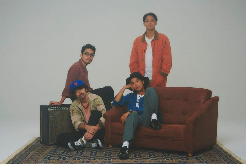 Yogee New Waves、12月4日発売の4th EP『to the MOON e.p.』より「to the moon」MVが公開