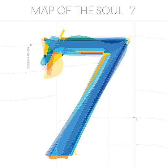 『Map of the Soul: 7』BTS(Album Review)