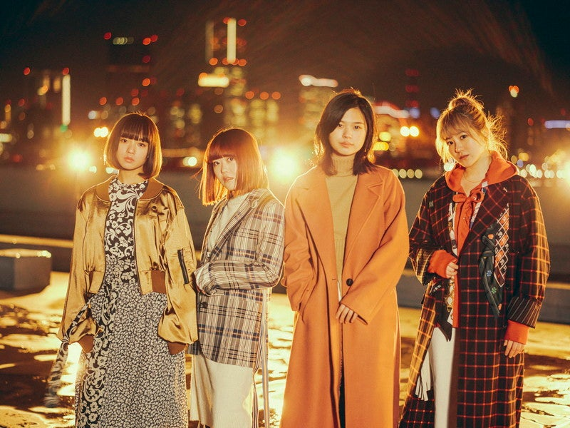 GIRLFRIEND、2ndAL『HOUSE』リリース決定