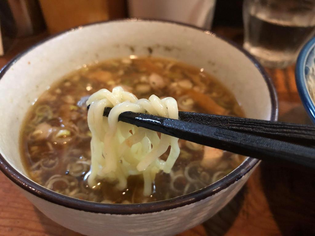 自家製麺がいずれかの条件(筆者撮影)